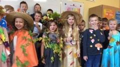 Jesienny bal w Szkole Podstawowej Nr 6 w Malborku - 27.10.2017