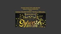 Zapraszamy na Sylwestrową Zabawę w rytmie Disco w Miłoradzu! - 31.12.2017