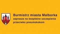 BEZPŁATNE szczepienia przeciw pneumokokom w Malborku! - 31.10.2017