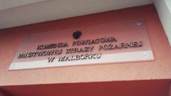 Zapraszamy na dni otwarte w malborskiej straży pożarnej - 18/25.11.2017