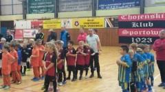 Akademia Piłkarska Malbork na turnieju Hary CUP w Łodzi! - 03-05.11.2017