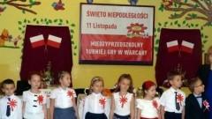Międzyprzedszkolny Turniej Gry w Warcaby o Puchar Burmistrza Miasta Malborka - 08.11.2017