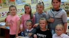 """Szkolny Klub Wolontariatu """"MITRA"""" zorganizowała zbiórkę książek dla Oddziału Pediatrycznego Powiatowego Centrum Zdrowia w Malborku - 18.09-13.10.2017"""