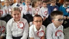 Konkurs o symbolach narodowych i przegląd pieśni narodowych w Szkole Podstawowej nr 9 w Malborku - 13.11.2017