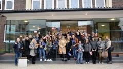 Seniorzy, Balbiny i radni z Młodzieżowej Rady Miasta Malborka na wymianie w Monheim nad Renem - 13.11.2017