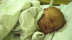 Czarku, witaj na świecie w Szpitalu Polskim w Sztumie – 14.11.2017