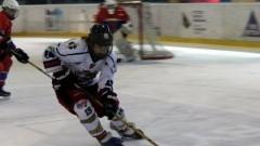 Michał Nawrocki z Malborka zadebiutował w Kadrze Narodowej w hokeju na lodzie w kategorii U16 - 20.11.2017
