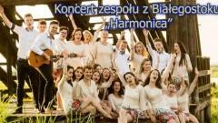 """Zapraszamy na koncert zespołu wokalno-instrumentalnego """"Harmonica"""" w Nowym Stawie - 24.11.2017"""