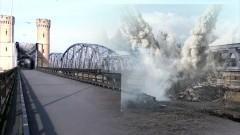 """W piątek próba """"wysadzenia mostu lisewskiego"""". Służby są już w gotowości – 24.11.2017"""