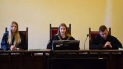 Uczniowie z II LO z wizytą w Sądzie Rejonowym w Malborku - 23.11.2017