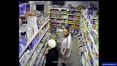 Elbląg: Policjanci poszukuja sprawcy kradzieży. Zobacz wideo z monitoringu. - 28.11.2017
