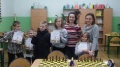 Uczniowie Szkoły Podstawowej nr 3 w Malborku wzięli udział w Gdańskim Festiwalu Szachowym - 25.11.2017