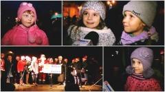 Św. Mikołaj bawił się z dziećmi w Malborku - 06.12.2017