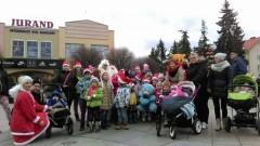 I Ty możesz zostać św. Mikołajem! - czyli niezwykła akcja społeczna dla dzieci w Malborku za nami! - 09.12.2017