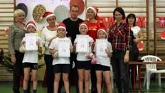 Mikołajkowe zabawy sportowe w malborskiej Szkole Podstawowej nr 2 -06.12.2017