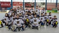 Zawodnicy UKS Bombek SP3 z Malborka uczestniczyli w turnieju Czerkawski Cup! - 9.12.2017