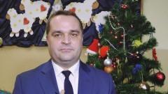 Marcin Kwiatkowski, Wójt Gminy Malbork składa życzenia świąteczno-noworoczne - 22.12.2017