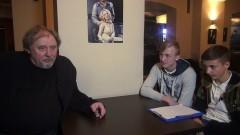 """MOW News Malbork: Andrzej Grabowski gościem trzeciego odcinka programu """"Dziennikarskie szlify"""" - 27.12.2017"""