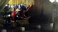 Okradli szopkę bożonarodzeniową ... - 24.12.2017