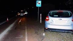 Kolejne potrącenie na przejściu w Malborku. Poszkodowany trafił do szpitala. Policja apeluje o ostrożność - 28.12.2017
