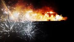 Awantury rodzinne i duży pożar słomy. Sylwestrowe interwencje malborskich służb mundurowych - 02.01.2018