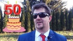 Malbork: Czego można życzyć Markowi Charzewskiemu z okazji 50 urodzin?