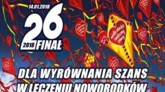 Gmina Miłoradz ponownie zagra z WOŚP! - 14.01.2018