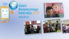 """Dni Bezpiecznego Internetu - """"Tworzymy kulturę szacunku w Sieci"""" w malborskiej Szkole Podstawowej nr 3 - 05.02.2018"""