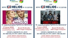 """Kolejne wyjazdy dla mieszkańców gminy Miłoradz w ramach projektu """"Kino za Mostem"""" - 27.02-08.03.2018"""