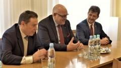 Ambasador Hiszpanii odwiedził Malbork - 17.02.2018