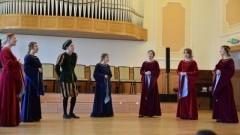 Malborskie zespoły muzyki dawnej docenione na festiwalu w Kaliszu - 22-24.02.2018