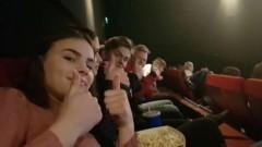 Gimnazjaliści z malborskiej Szkoły Podstawowej nr 1 obejrzeli film o dyskryminacji - 26.02.2018