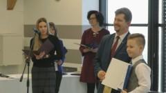 Stypendia dla najlepszych uczniów w Malborku wręczone – 28.02.2018
