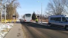 Malbork : Policjanci ruchu drogowego zadbali o bezpieczeństwo na przejazdach kolejowych - 05.03.2018