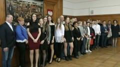 Najlepsi sportowcy w Malborku otrzymali stypendia – 07.03.2018