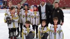 """XI miejsce UKS Bombek SP3 na turnieju """"Mistrzowie Białego Orlika 2018"""" w Warszawie - 07.03.2018"""