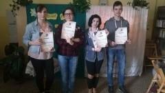 """Konkurs Poetycki """"Mój ulubiony wiersz"""" w Szkole Podstawowej nr 1 w Malborku"""