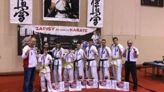 Malborski Klub Kyokushin Karate na Mistrzostwach Makroregionu Zachodniego w Nowej Soli.