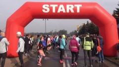 Sportowe obchodzenie święta wszystkich pań. Bieg z okazji Dnia Kobiet w Malborku.