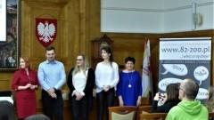 """""""Wolę wolontariat"""" - konferencja adresowana do uczniów malborskich szkół"""