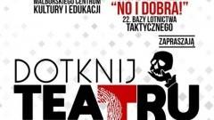 Malbork : Dotknij Teatru w ramach Międzynarodowego Dnia Teatru