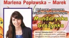Malbork : Międzynarodowy Dzień Książki dla Dzieci z pisarką Marleną Popławską-Marek