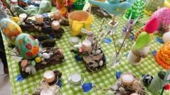 Kiermasz Wielkanocny w Szkole Podstawowej nr 9 w Malborku