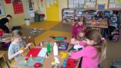 Warsztaty plastyczne w Szkole Podstawowej nr 3 w Malborku