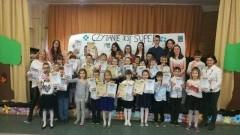 Pasowanie na czytelnika w Szkole Podstawowej nr 1 w Malborku