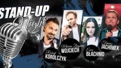 Dodatkowe miejsca na Stand-Up Night w Nowym Stawie