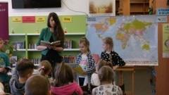 Międzynarodowy Dzień Książki dla Dzieci w malborskiej Mediatece