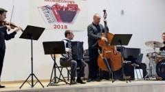 """""""Bester Quartet"""" wystąpił na IX Malborskich Spotkaniach Akordeonowych"""