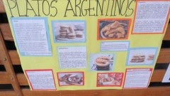 Dzień Argentyny w malborskiej Szkole Podstawowej nr 5