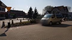 Nowy Dwór Gd: To dopiero wyzwanie! Mistrz parkowania zajął... całą ścieżkę rowerową
